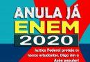 Advogado e professor maranhenses entram com ação na Justiça pedindo anulação do Enem 2020