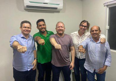 Vice-prefeito Talvane Hortegal rompe com Magno Bacelar e declara apoio a Higor Almeida, em Chapadinha