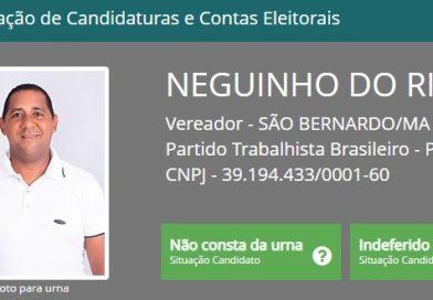 Mais um candidato a vereador de São Bernardo tem a candidatura indeferida pela Justiça Eleitoral