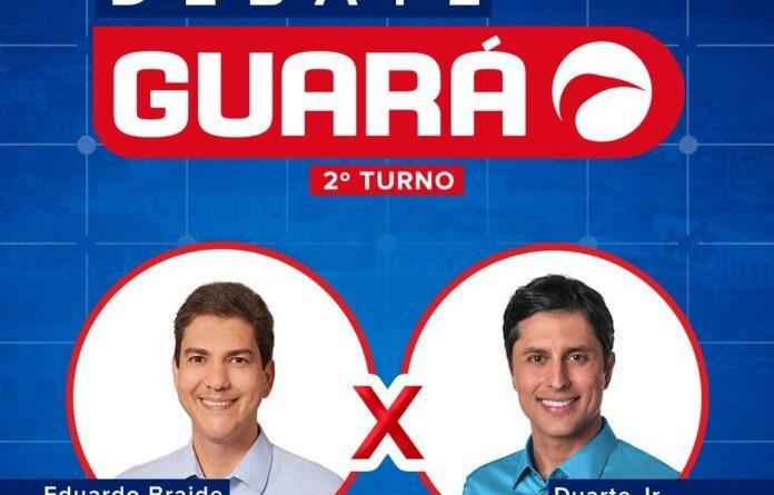 TV Guará cancela debate após candidata a vice de Braide ser diagnosticada com Covid-19