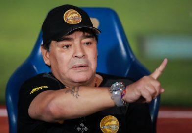 Craque argentino Diego Maradona morre aos 60 anos
