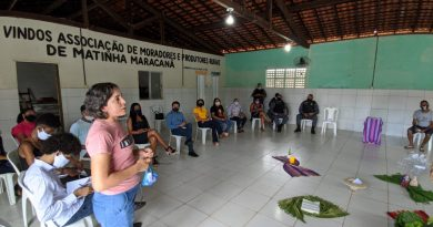 Coletivo Nós inaugura primeiro gabinete comunitário na zona rural de São Luís