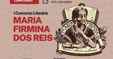 TJMA divulga lista de inscrições deferidas no Concurso Literário Maria Firmina dos Reis