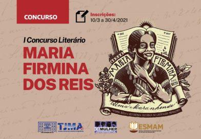 Inscrições para Concurso Literário Maria Firmina dos Reis seguem abertas até 30 de abril