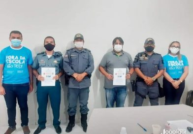 Prefeitura de São Bernardo e Polícia Militar firmam parceria que amplia ações do Proerd para jovens bernardenses