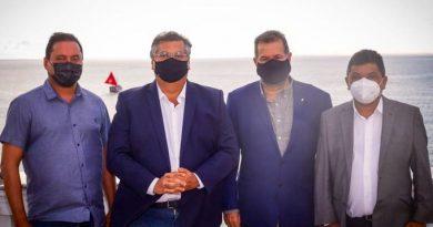 Dino, Lupi, Weverton e Jerry dialogam sobre conjuntura política do Brasil e do Maranhão