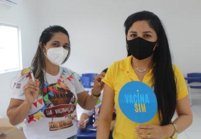 Todos os municípios maranhenses já estão vacinando população de 18 anos contra a Covid-19