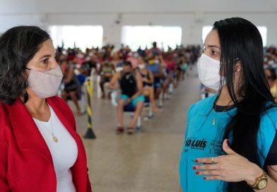 Ação civil pública obriga a Prefeitura de São Luís a vacinar a população após denúncia feita pelo Coletivo Nós