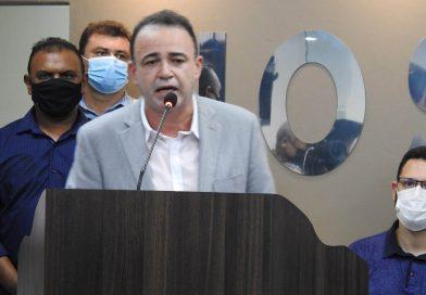 Parabéns a Erlanio Xavier, a voz forte do municipalismo no Maranhão!