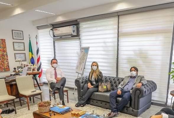 Em Brasília, João Igor discute ações e projetos para São Bernardo e o Maranhão com o senador Weverton